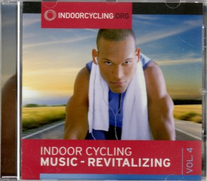 CD-Produktion: Indoor Cycling Music - Revitalizing Vol. 4