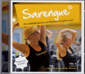 Sarengue CD Vol. 1